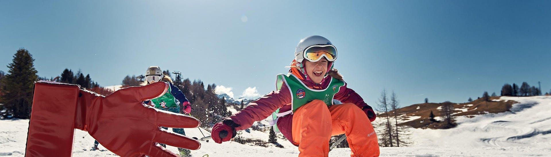 Cours particulier de ski Enfants pour Tous niveaux avec Scuola di Sci e Snowboard Dolomites San Cassiano - Hero image