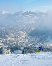 Ski schools in Morzine (c) Morznet.com, M. Vitre