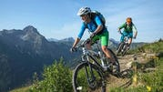 Mountain Biking vertical tile (c) Shutterstock