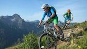 Mountain Biking vertical tile (c) Shutterstock