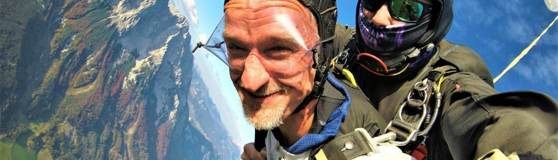 Tandem Skydive from 4000m - Lienz