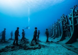 Scuba Diving - Guided Tour to Underwater Museum in Lanzarote