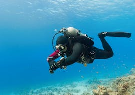 NAUI Passport Diver Course on Pag for Beginners