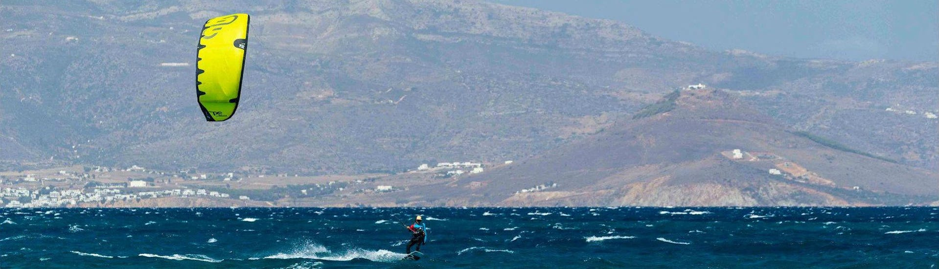 Semi-Private Kitesurfing Lessons - All Levels & Ages