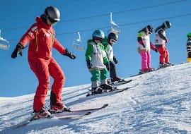 "Ski Lessons ""Mini Kids"" (3-5 years) - Veysonnaz"