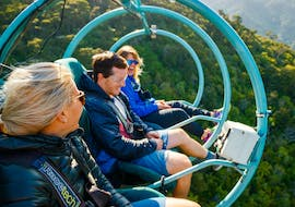 Nelson Zipline - Skywire Experience with Cable Bay Adventure Park Nelson