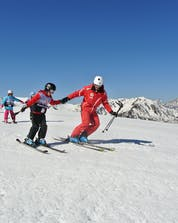 Ski schools in Nendaz (c) Nendaz Tourisme, Augustin del Pero