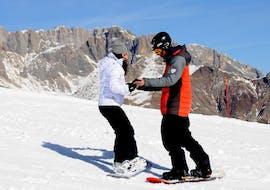 Clases de snowboard para todos los niveles