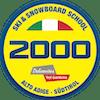 Logo Scuola Sci 2000 Selva