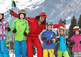 """Valles"" Ski lessons for Kids (4-10 years) - All Levels"