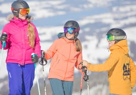 Private Ski Lessons for Adults - NTC SKI BETTER