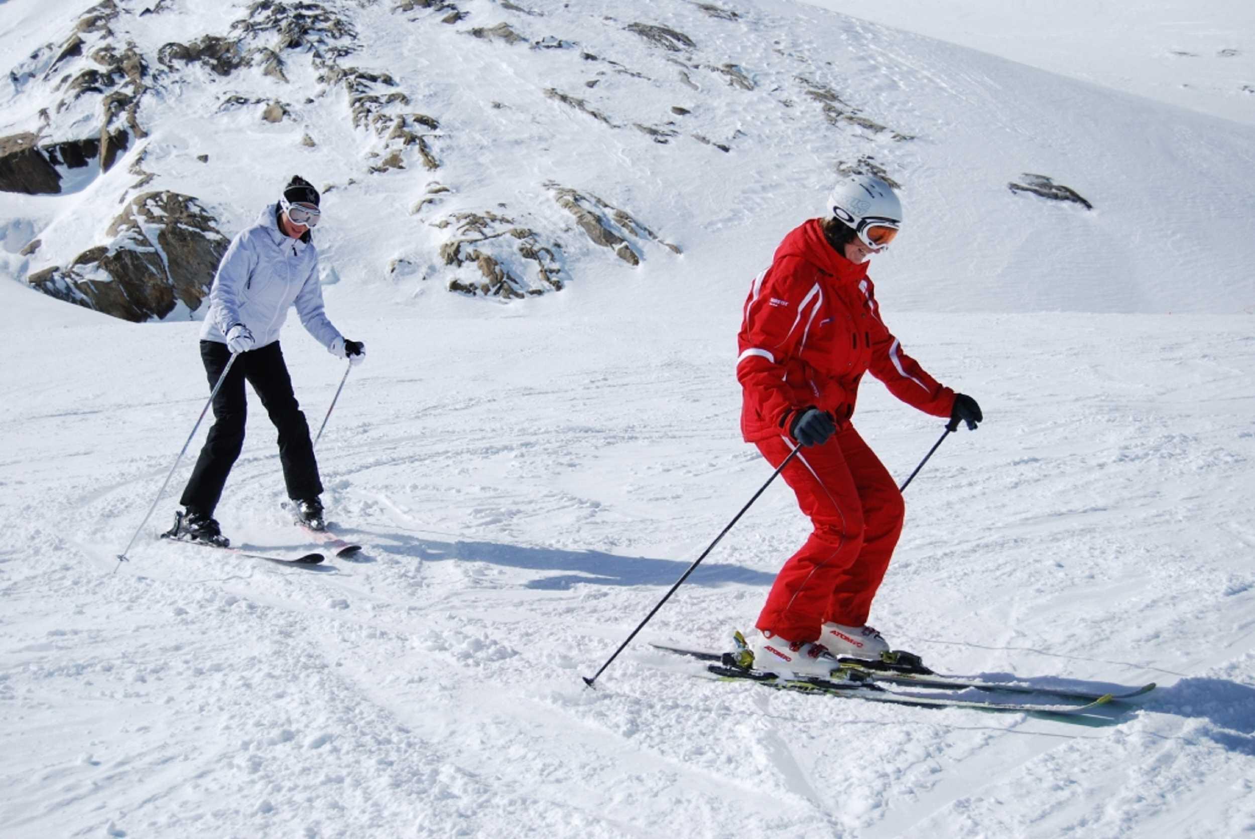 """Skilessen """"Fun Package"""" voor volwassenen - Beginners"""