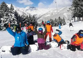 Snowboarding Lessons for Kids & Adults