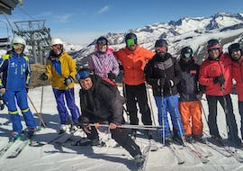 Ski Lessons for Adults - Easter - All Levels