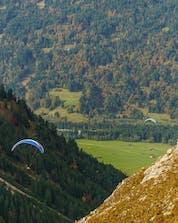 Paragliding Oberstdorf (c) Pixabay