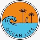 Logo Ocean Life Surf School