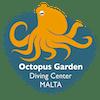 Logo Octopus Garden Diving Center Malta