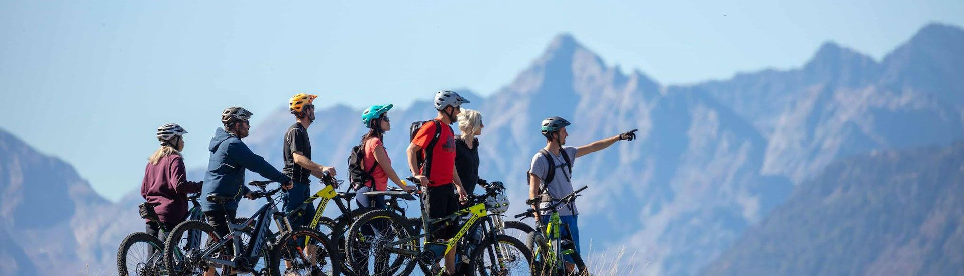 Private Mountain Bike Guide in 4 Vallées - All Levels