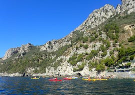 "Sea Kayak Tour ""Punta Campanella"" - Baia di Ieranto"