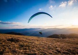 """Tandem Paragliding """"Thermic Flight"""" - Tannheim"""