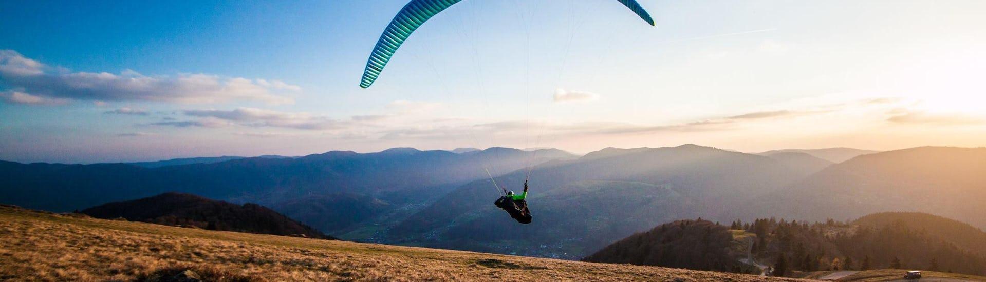 """Tandem Paragliding """"Action Flight"""" - Tannheim"""