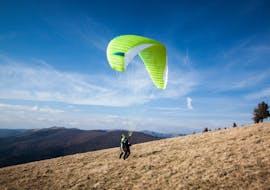 Panorama Tandem Paragliding in Tannheim - Neunerköpfle