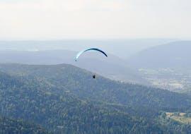 Volo panoramico in parapendio biposto a Bach - Jöchelspitze