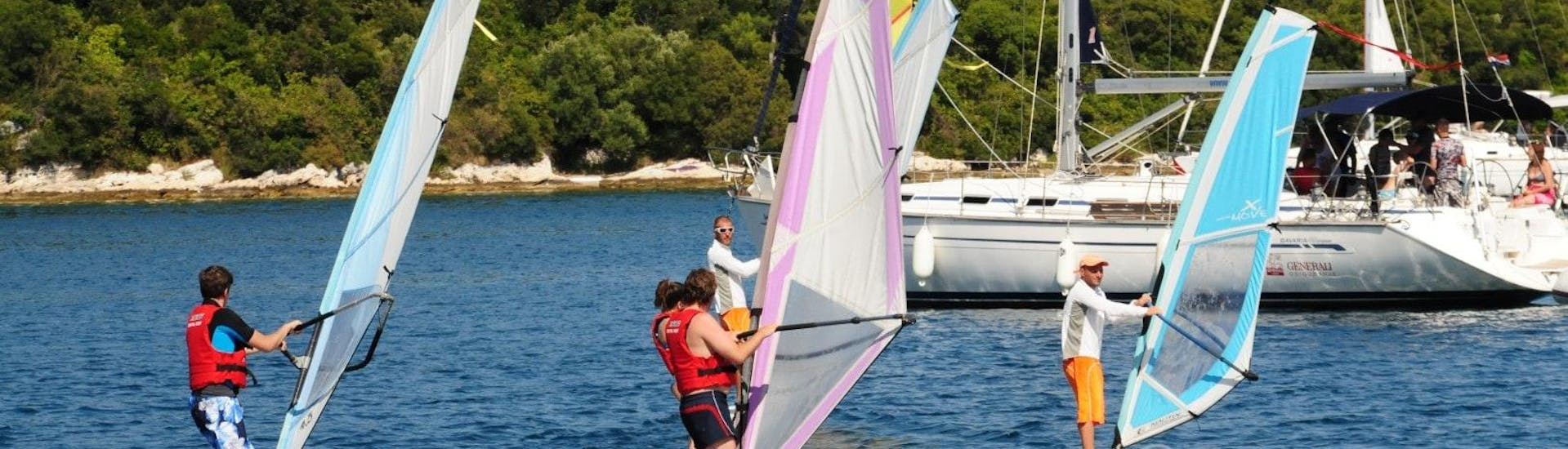"""Windsurfing """"Intro Course"""" for Kids & Adults - Beginner"""