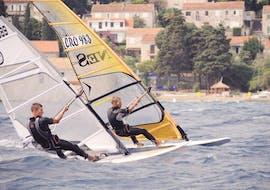 Windsurflessen in Korčula (stad) vanaf 7 jaar met Oreb Sailing & Windsurfing