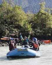 Rafting & Canyoning Ötztal (c) Otztal Tourism