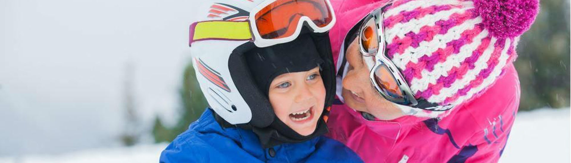 Private Ski Lessons for Kids - New Year Week