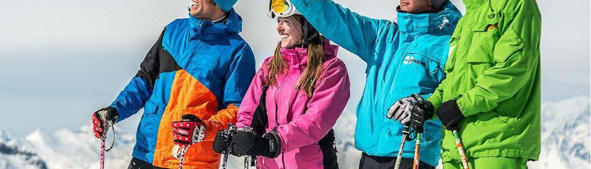 Ski Lessons for Adults - February Holiday - First Timer