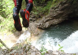 Canyoning for Intermediates - Schwarzwasserbach
