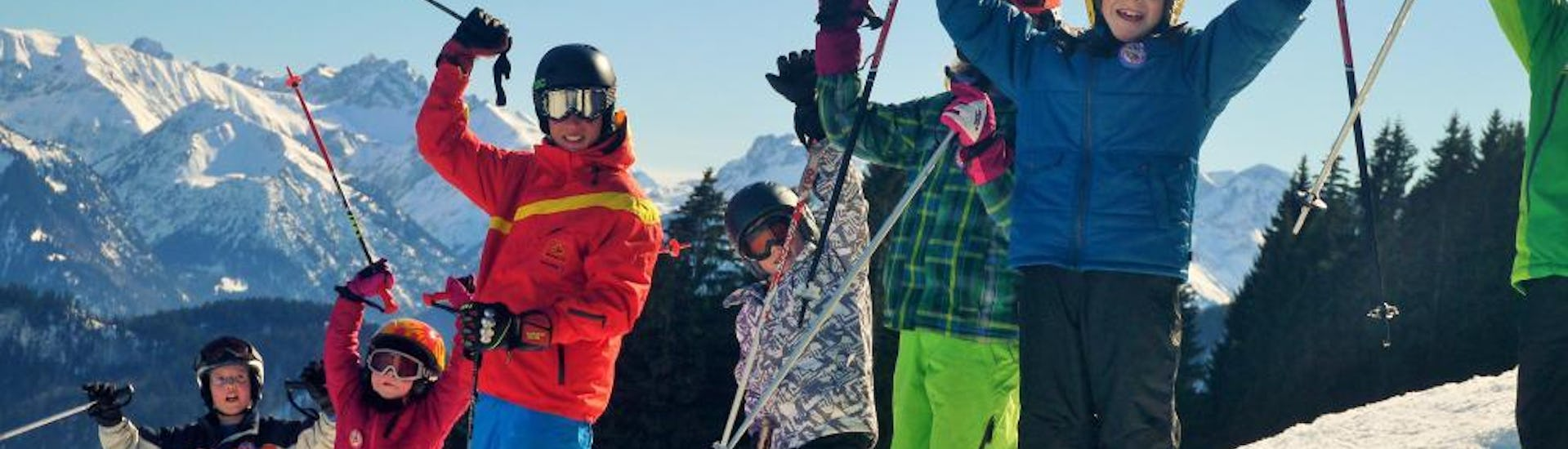 """Ski Lessons Kids """"ALL in ONE"""" (5-14 years) - All Levels"""