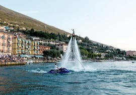 Flyboarding - Lake Garda