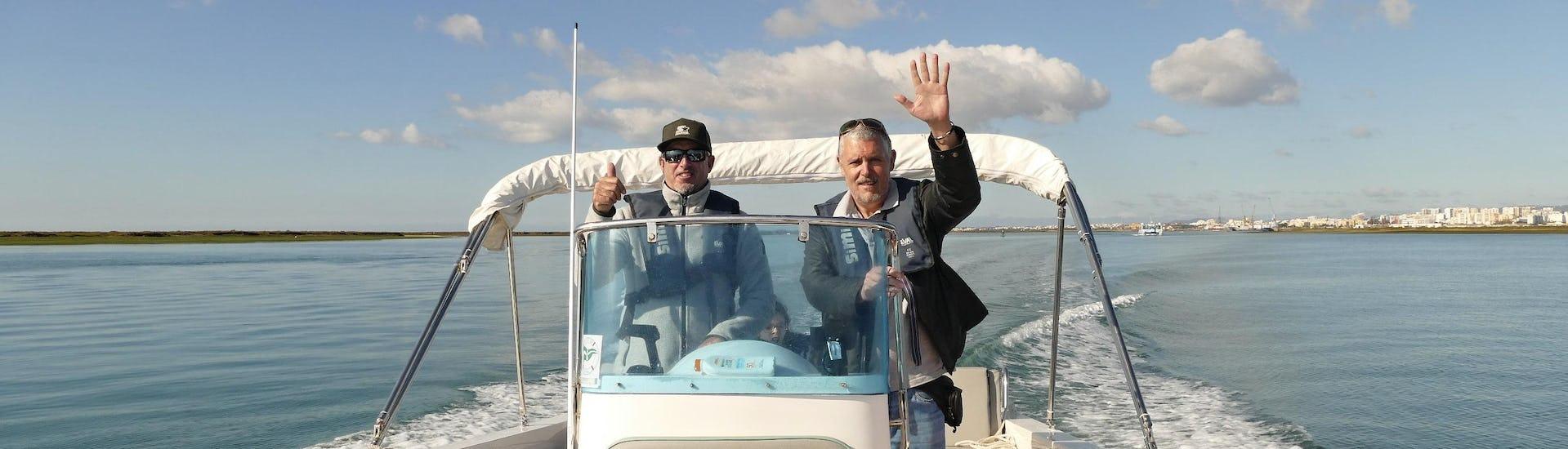 Boat Tour -  Fisheries Route in Faro