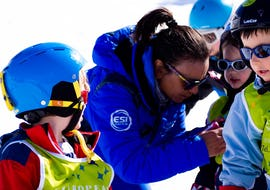 Kids Ski Lessons (4-5 years) - Morning