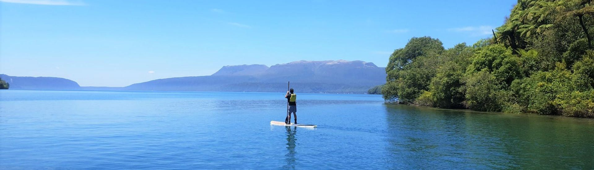 Paddle Board Rotorua - Adventure Tour