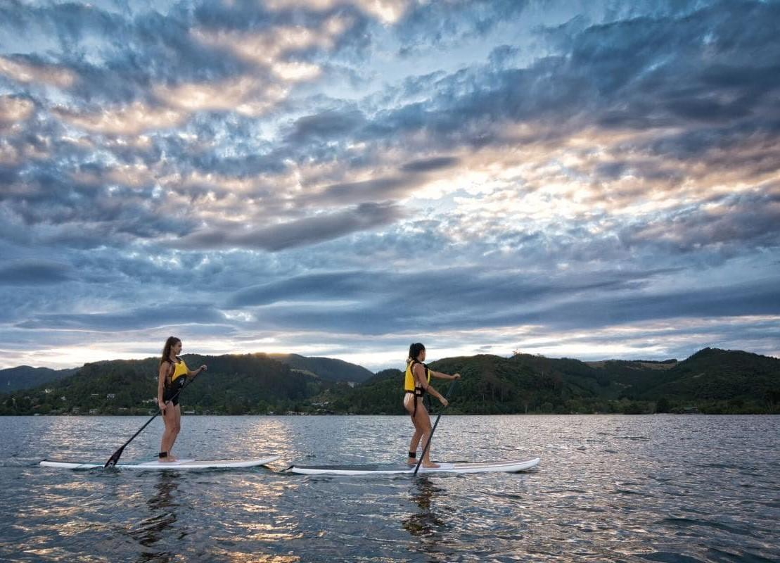 Paddle Board Rotorua - Adventure Tour
