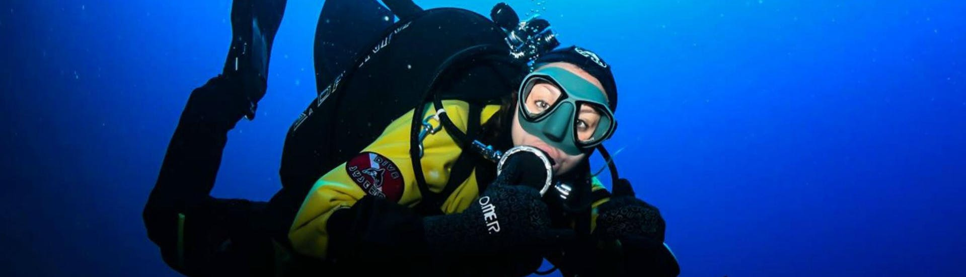 PADI Open Water Diver Course in St. Julian's
