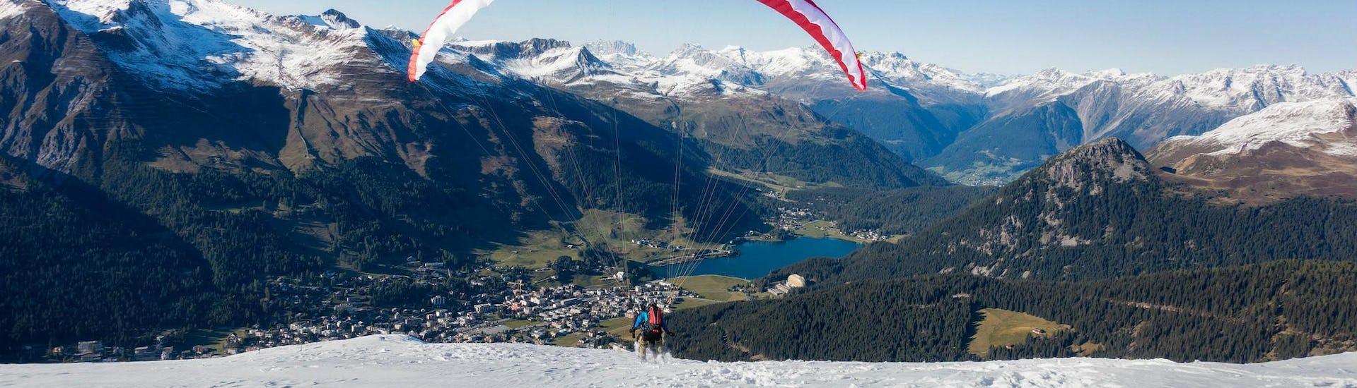 "Tandem Paragliding ""Thermal"" - Davos"