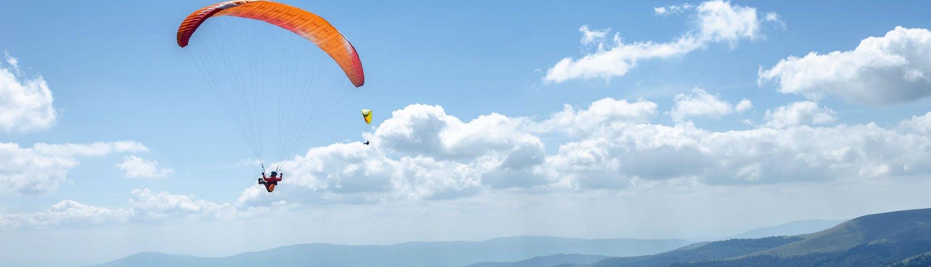 Tandem Paragliding for Kids (4-16 years) - Lake Geneva