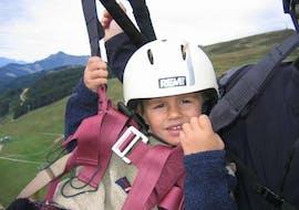 """Tandem Paragliding """"Kids"""" - Les Gets"""