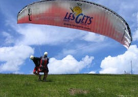 """Tandem Paragliding """"Discovery"""" - Les Gets"""