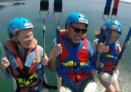 Parasailing in Paihia - Family Package