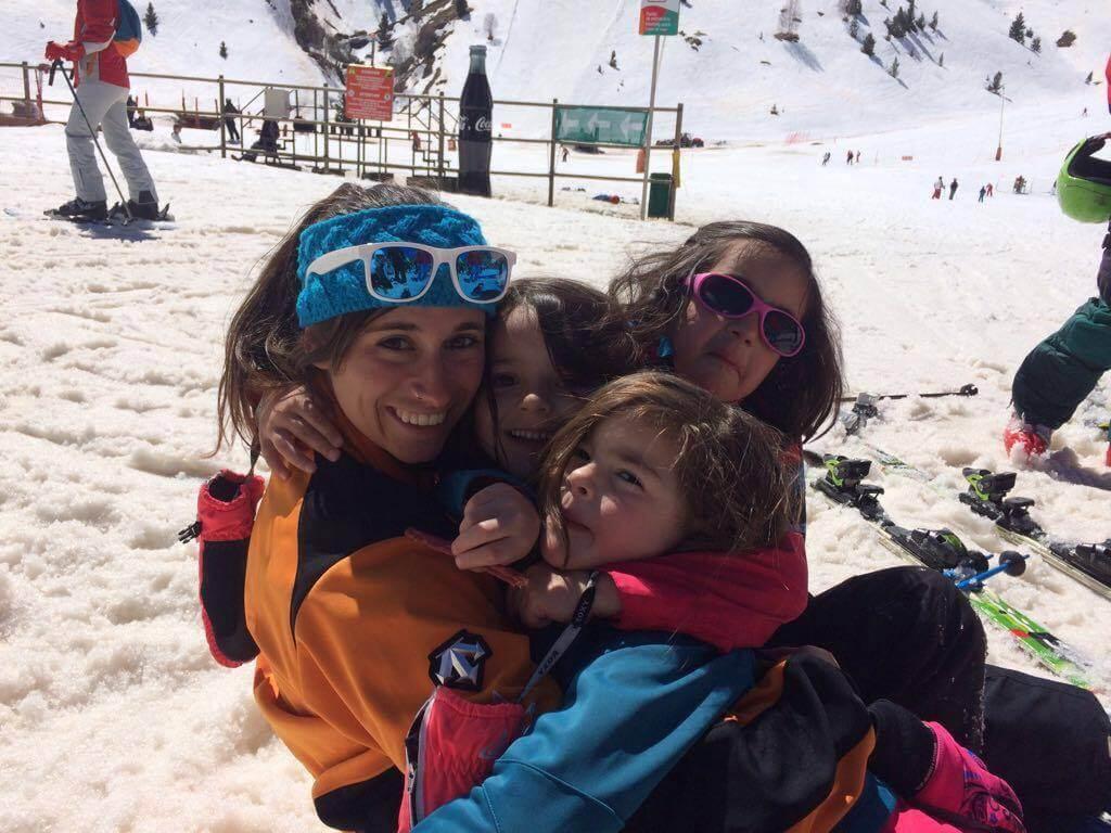 Clases Particulares de Esquí para Familias