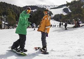 Cours particulier de snowboard pour Tous Niveaux & Ages