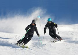 """Private Ski Lessons for Adults of All Levels """"Full Day"""""""