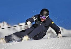 Curso de esquí para adultos para todos los niveles