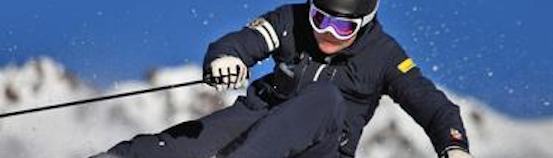 Group Ski Lessons for Adults - All Levels